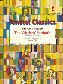 The Witches Sabbath - Set (Partitur + Stimmen)