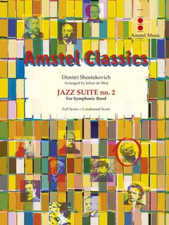 Jazz Suite No. 2 (Complete Edition) - Partitur