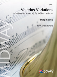 Valerius Variations - Set (Partitur + Stimmen)