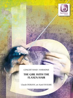 The Girl With the Flaxen Hair - from Cinq Préludes - Set (Partitur + Stimmen)