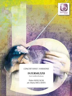 Intermezzo (From Cavalleria Rusticana) - Partitur