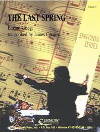 The Last Spring - Partitur