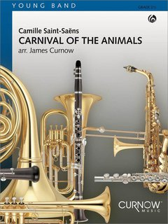 Carnival of the Animals - Partitur