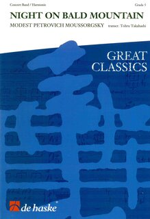 Night on Bald Mountain - Set (Partitur + Stimmen)
