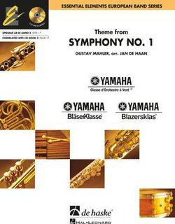 Theme from Symphony No. 1 - Partitur + CD