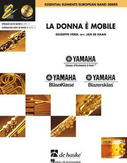 La donna è mobile - Partitur + CD