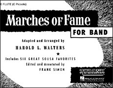 Marches of Fame for Band - 3rd & 4th F Horns - 3rd & 4th F Horns