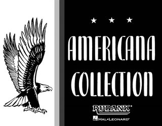 Americana Collection for Band - Flute - Flute