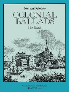 Colonial Ballads - Set (Partitur + Stimmen)