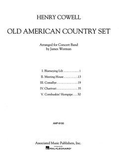 Old American Country Set - Partitur