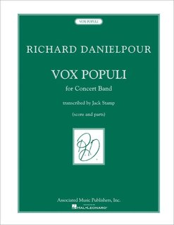 Vox Populi (Voice of the People) - Partitur