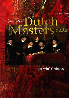 Dutch Masters Suite - Set (Partitur + Stimmen)