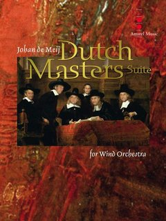 Dutch Masters Suite - Partitur
