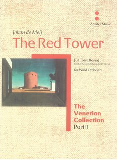 The Red Tower - Partitur