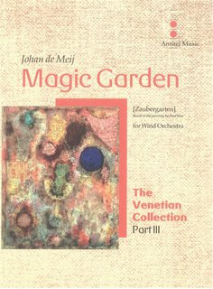 Magic Garden - Partitur
