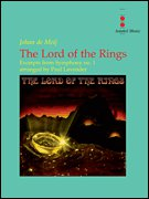 The Lord of the Rings (Excerpts) - Set (Partitur + Stimmen)