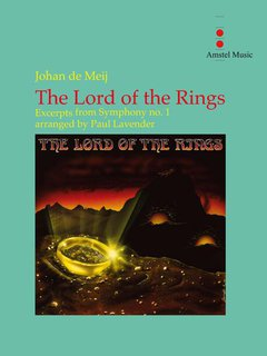 The Lord of the Rings (Excerpts) - Partitur