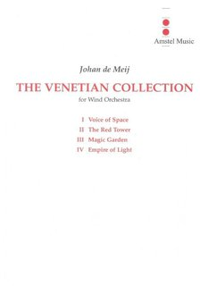 The Venetian Collection - Studienpartitur