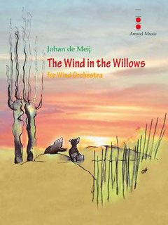The Wind in the Willows - Partitur