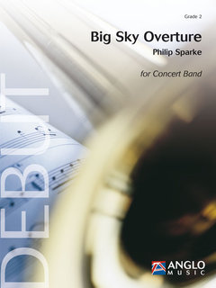 Big Sky Overture - Set (Partitur + Stimmen)