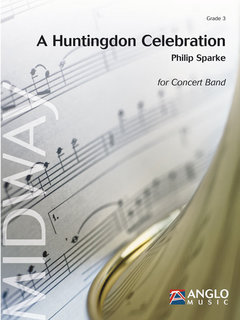 A Huntingdon Celebration - Set (Partitur + Stimmen)