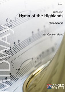 Suite from Hymn of the Highlands - Partitur