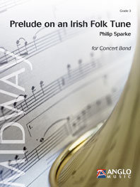 Prelude on an Irish Folk Tune - Set (Partitur + Stimmen)