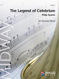 The Legend of Celobrium - Partitur