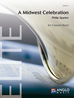 A Midwest Celebration - Partitur