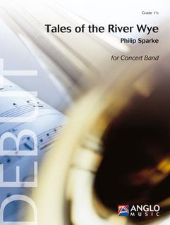 Tales of the River Wye - Set (Partitur + Stimmen)