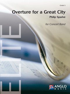 Overture for a Great City - Partitur