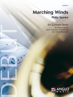 Marching Winds - Set (Partitur + Stimmen)