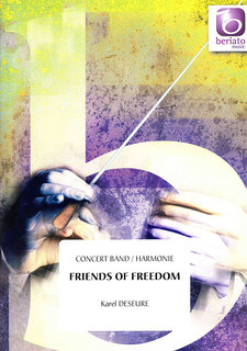 Friends of Freedom - Set (Partitur + Stimmen)