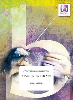 Stardust in the Sky - Partitur