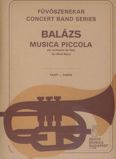 Musica piccola - Set (Partitur + Stimmen)