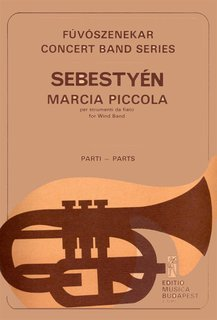 Marcia piccola - Set (Partitur + Stimmen)