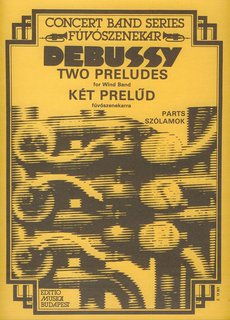 Two Preludes - Set (Partitur + Stimmen)
