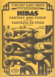 Fantasy and Fugue - Partitur