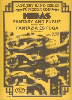 Fantasy and Fugue - Set (Partitur + Stimmen)