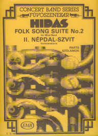 Folksong Suite No. 2 - Set (Partitur + Stimmen)