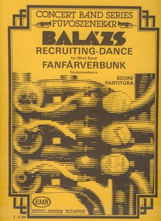 Recruiting-Dance - Partitur