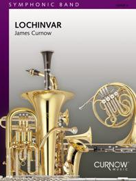 Lochinvar - Set (Partitur + Stimmen)