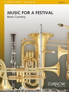 Music for a Festival - Partitur
