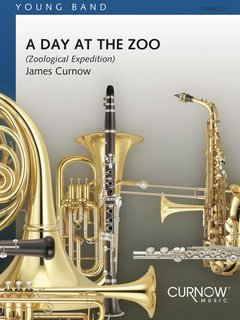 A Day at the Zoo - Partitur