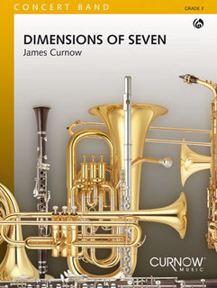 Dimensions of Seven - Set (Partitur + Stimmen)
