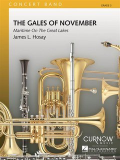 The Gales of November - Set (Partitur + Stimmen)