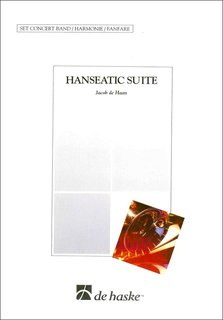 Hanseatic Suite - Set (Partitur + Stimmen)