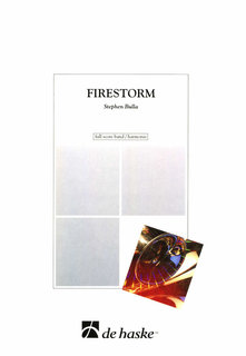 Firestorm - Set (Partitur + Stimmen)