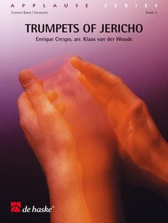 Trumpets of Jericho - Partitur