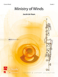 The Ministry of Winds - Set (Partitur + Stimmen)